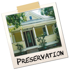 Historical Preservation Award